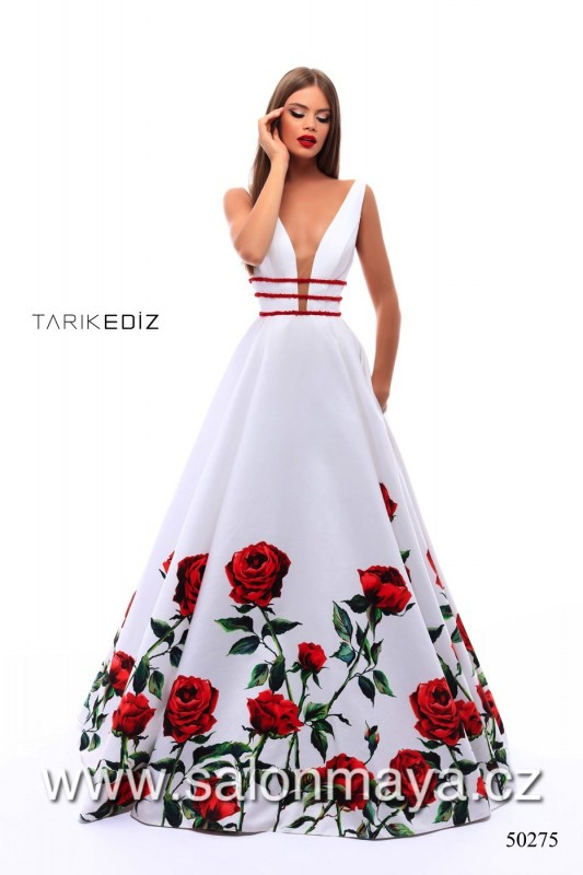 Tarik Ediz 50275 tarik-ediz-50275-plunging-neckline-floral-print-long-party-dress-04.343.jpg