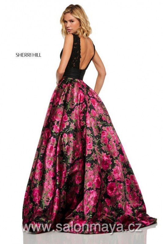 Sherri Hill 52861 sherrihill-52861-blackfuchsiaprint-dress-5.jpg-600.jpg